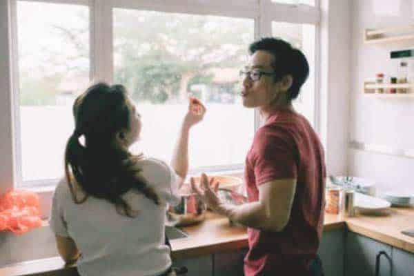 Berbaikan Dengan Suami