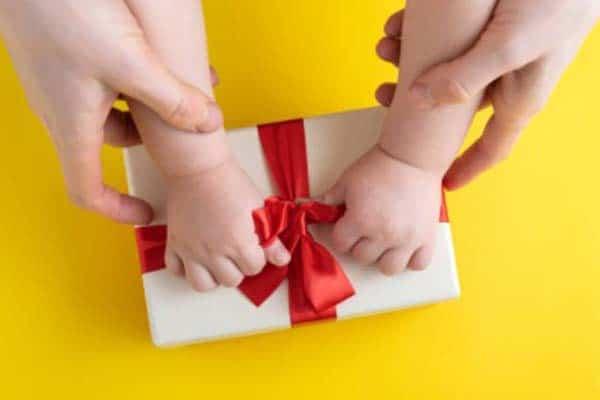 Kado untuk Bayi Perempuan