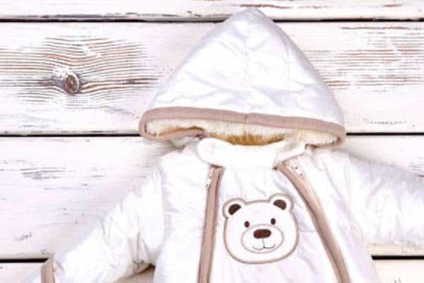 Sweater dan jaket bayi