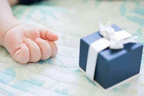 Kado Untuk Bayi Laki-Laki